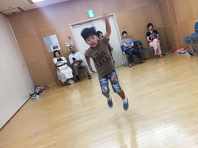 きいち君ダンスチャレンジ!