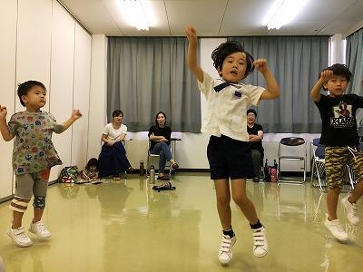 美里校キッズダンス