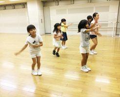 八代キッズイベント練習