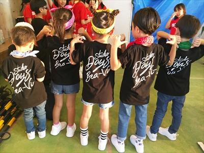 Bea-Vi-Tシャツ